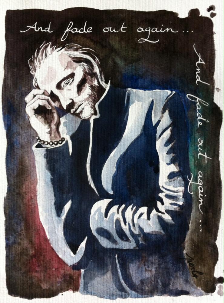 Thom Yorke par Garance55